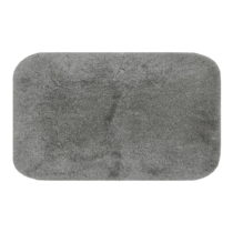 Sivá predložka do kúpeľne Confetti Bathmats Miami, 100&#xA...