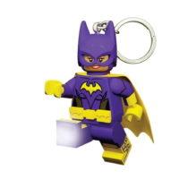 Svietiaca kľúčenka LEGO® Batman Batgirl