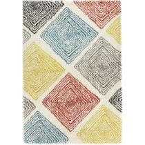 Koberec Mint Rugs Allue Rainbow, 160 x 230 cm