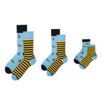 Rodinná sada 3 párov ponožiek v darčekovom balení Man...