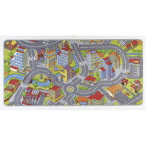 Detský koberec so sivými detailmi Hanse Home City, 160×&#xA...
