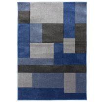 Modro-sivý koberec Flair Rugs Cosmos Blue Grey, 120×170&#x...