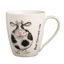 Hrnček s motívom kravy z porcelánu Price&Kensing...