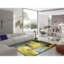 Koberec Universal Lenny Multi Verde, 160×230 cm