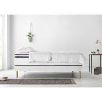 Set dvojlôžkovej postele, matraca a paplóna Bobochic Paris Simeo, 90&...