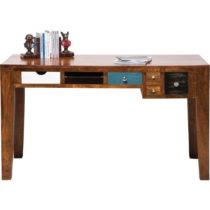 Pracovný stôl z mangového dreva Kare Design Babalou