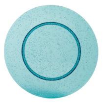 Modrý plastový tanier Navigate Bubble