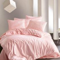 Ružové obliečky na dvojlôžko s plachtou Babyboy, 200...