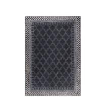 Sivý ručne vyrábaný koberec Dutchbone Kasba, 170&...