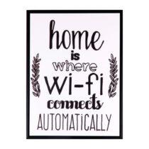 Obraz sømcasa Wifi, 30×40 cm
