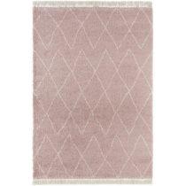 Ružový koberec Mint Rugs Galluya, 200 x 290 cm