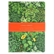 Sada 2 zápisníkov Laura Ashley Living Wall by Portico Designs, 100 strán