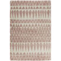 Ružový koberec Mint Rugs Allure Rose, 80 × 150 cm