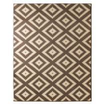 Hnedý koberec Hanse Home Hamleti Diamond Brown, 200×290&#x...