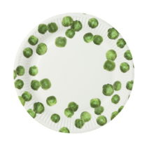 Sada 8 papierových tanierov Talking Tables Sprout
