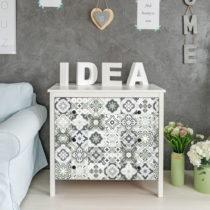 Sada 30 samolepiek na nábytok Ambiance Tiles Stickers For Furniture Evelyna, 20&a...