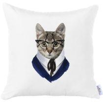 Obliečka na vankúš Apolena Business Cat, 43×&#xA...