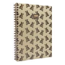 Zápisník s kalendárom Makenotes Bear, A4
