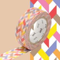 Washi páska MT Masking Tape Irene, návin10m