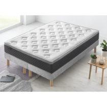 Dvojlôžková posteľ s matracom Bobochic Paris Fraicheur, 80 x 2...