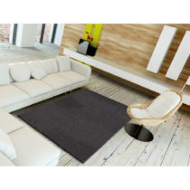 Sivý koberec Universal Veluro Gris, 57 × 110 cm