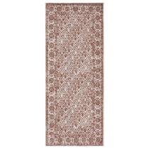 Červený vzorovaný obojstranný koberec Bougari Curacao, 80&#...