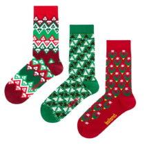 Darčeková sada ponožiek Ballonet Christmas, veľ.41-...