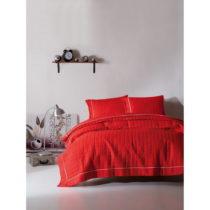 Obliečky na dvojlôžko Martina Red, 240×220...