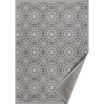 Sivý vzorovaný obojstranný koberec Narma Raadi, 160×&a...
