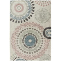Krémový koberec Mint Rugs Allure Gallero, 160 x 230 cm