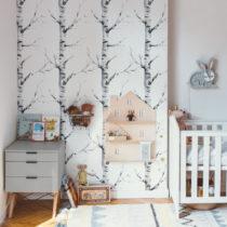 Tapeta na stenu Dekornik Trees, 50 x 280 cm