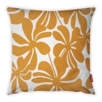Oranžovo-biela obliečka na vankúš Vitaus Jungle Paradiso, 43&...