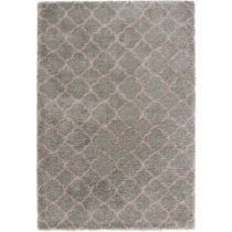 Sivý koberec Mint Rugs Grace, 80 × 150 cm