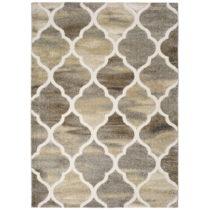Hnedý koberec Universal Pebble, 140 × 200 cm