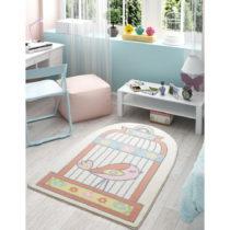 Detský koberec Confetti Happy Cage, 100×150 cm