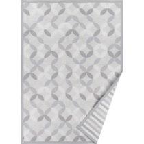 Sivý vzorovaný obojstranný koberec Narma Muusika, 160×...