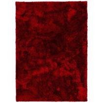 Červený koberec Universal Nepal Liso Rojo, 60 × 110 cm