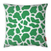 Zeleno-biela obliečka na vankúš Vitaus Animal Print, 43&#...