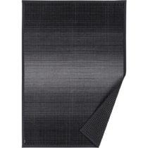 Antracitovosivý vzorovaný obojstranný koberec Narma Moka, 70 × 1...