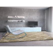 Béžový koberec Universal Kasbah Beige, 160 × 230 cm