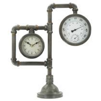Stolové hodiny Mauro Ferretti Industrial Double
