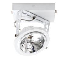 Biele stropné svetlo ETH Lofar Light