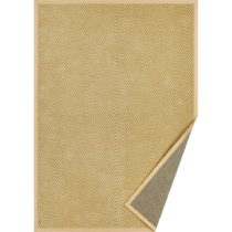 Béžový vzorovaný obojstranný koberec Narma Vivva, 140&...