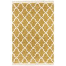 Oranžový koberec Mint Rugs Galluya, 80 x 150 cm