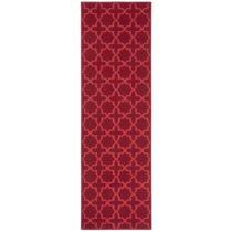 Červený behúň Hanse Home Joanne, 80×&#x...