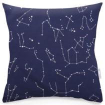 Sada 2 obojstranných obliečok na vankúš DecoKing Constellation...