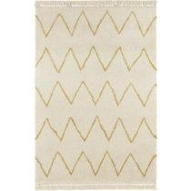 Krémový koberec Mint Rugs Rotonno, 200 x 290 cm