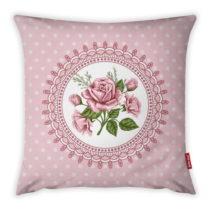 Obliečka na vankúš Vitaus Rustic Vintage Rosa Dos, 43&#xD...