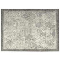 Sivý vlnený koberec Kooko Home Glam, 240 × 340 cm