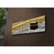 Podsvietený obraz Ezra, 90×30 cm